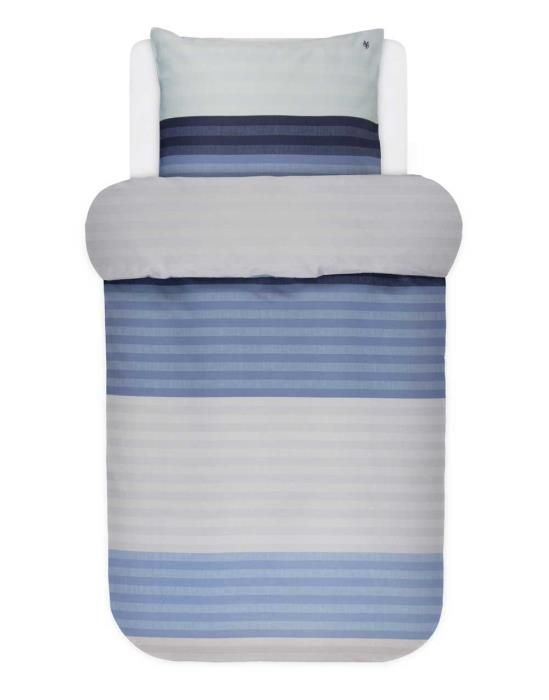 Marc O'Polo Blase Blau Bettwäsche 155 x 200 cm