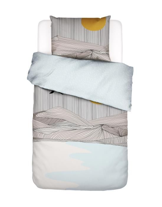 Covers & Co Chase the Sun Neutral Bettwäsche 135 x 200 cm