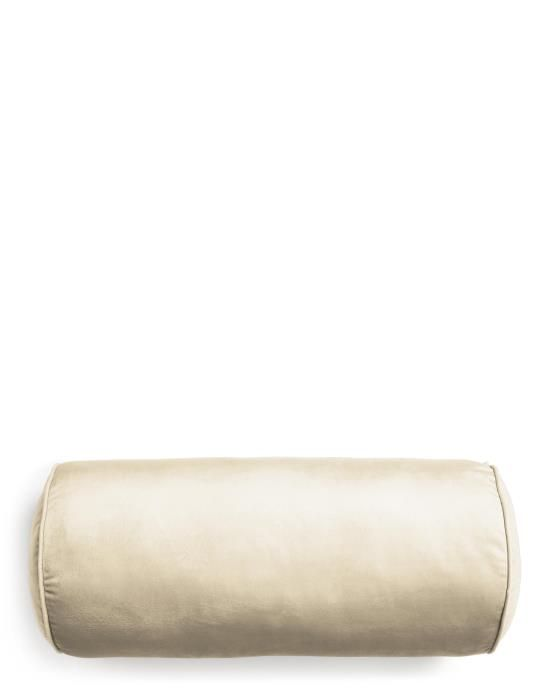 ESSENZA Dailah Cement Nackenrolle 22 x 50 cm