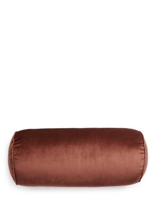 ESSENZA Dailah Shell Brown Nackenrolle 22 x 50 cm