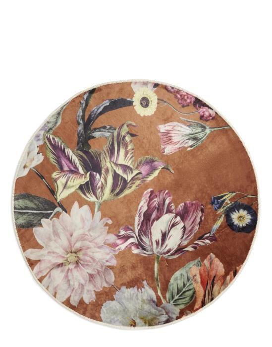 ESSENZA Filou Finest Caramel Teppich 60 x 90 cm