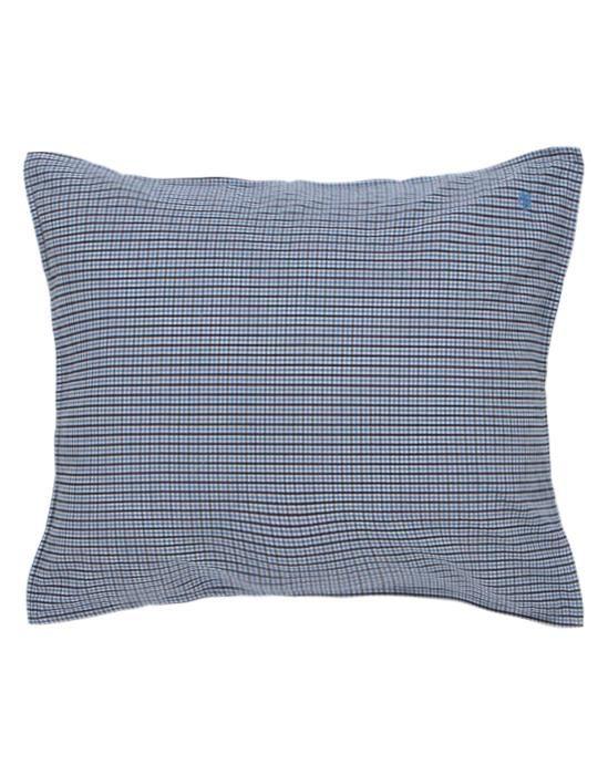 Marc O'Polo Kiruna Blau Kissenbezug 40 x 80 cm