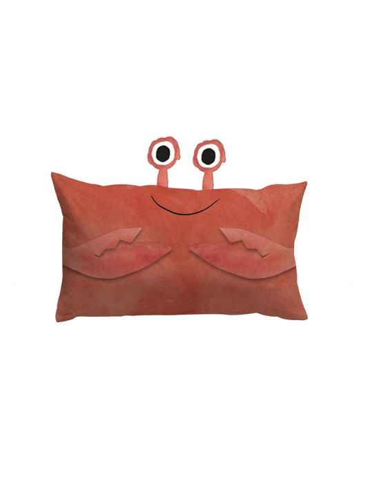 Covers & Co Krabi Rot Dekokissen 30 x 50 cm