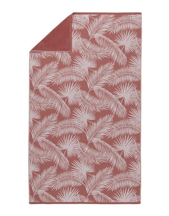 Marc O'Polo Kywa Rot Hammamtuch 100 x 180 cm