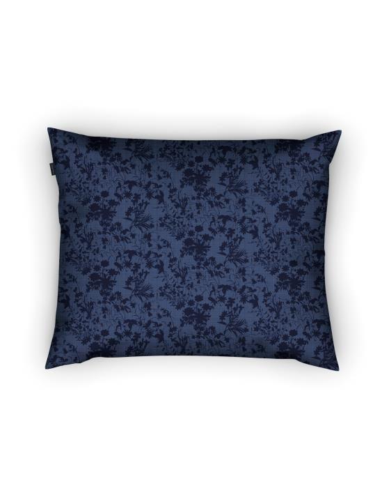 Marc O'Polo Lavea Blau Kissenbezug 40 x 40 cm