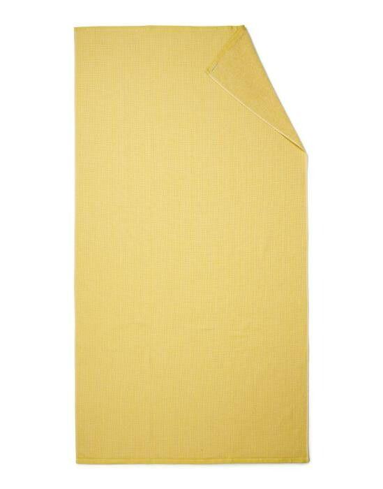 Marc O'Polo Lund Sunrise Yellow Hammamtuch 100 x 180 cm