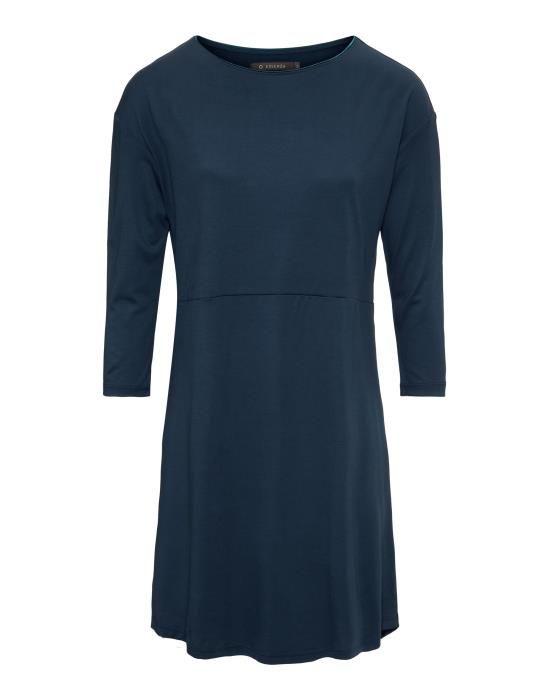 ESSENZA Lykke Uni Indigo Blue Nachthemd ¾ Arm XS