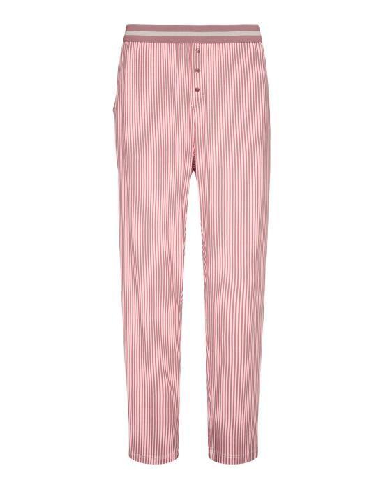 ESSENZA Maple Striped Rhabarber Lange Hose XS