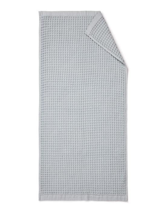 Marc O'Polo Mova Grau Handtuch 70 x 140 cm