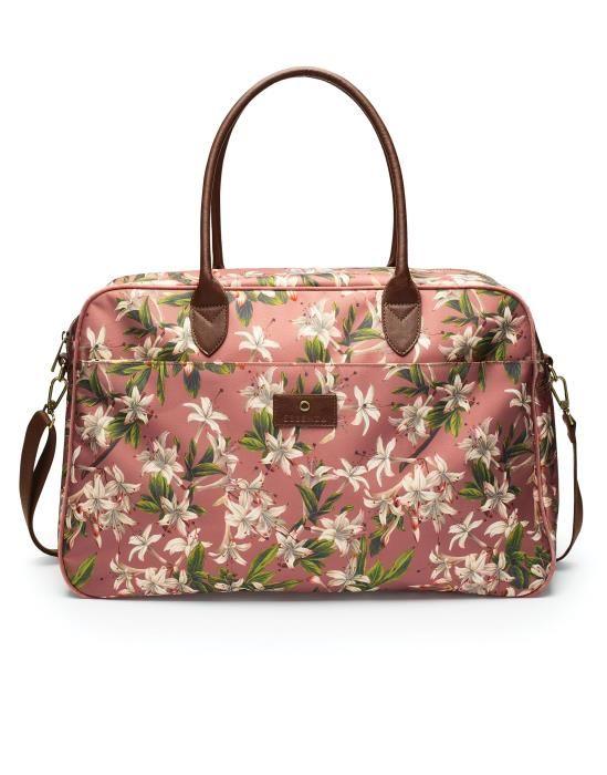 ESSENZA Pippa Verano Dusty Rose Reisetasche One Size