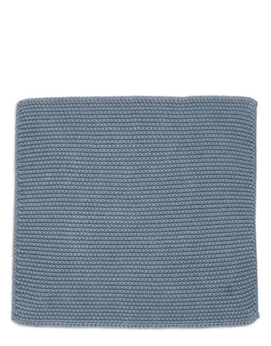 Marc O'Polo Ruka Smoke Blue Spültuch 24 x 24 cm