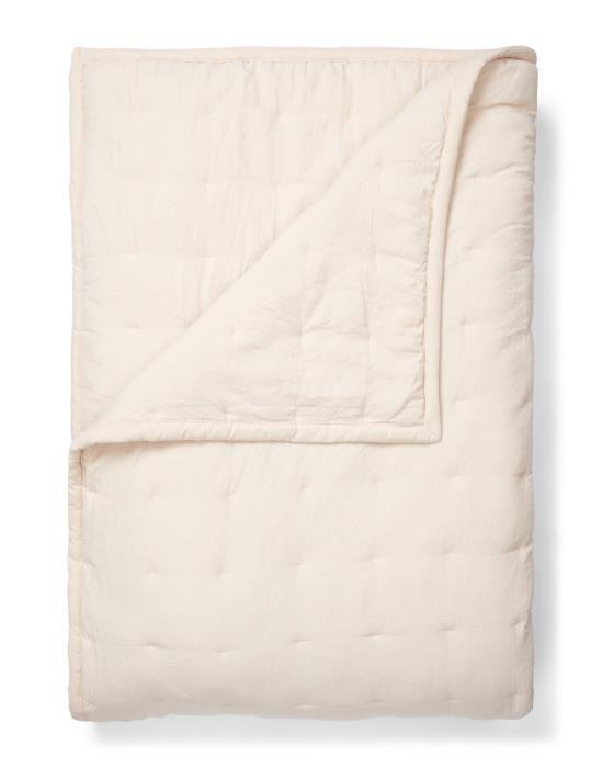 ESSENZA Ruth Cream Plaid 150 x 200 cm