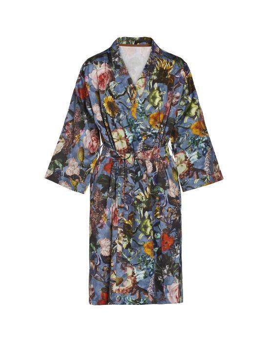 ESSENZA Sarai Famke Moonlight Blue Kimono M