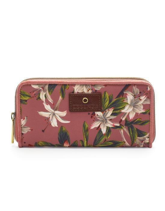 ESSENZA Tatum Verano Dusty Rose Brieftasche One Size