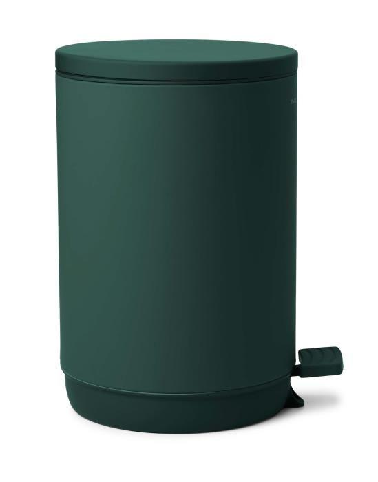 Marc O'Polo The Curve Dark Green Pedal bin