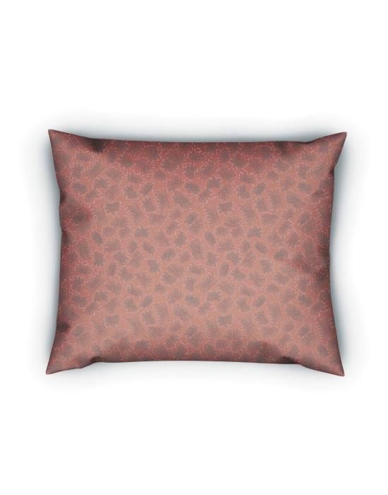 Marc O'Polo Verin Coral Pink Kissenbezug 40 x 40 cm