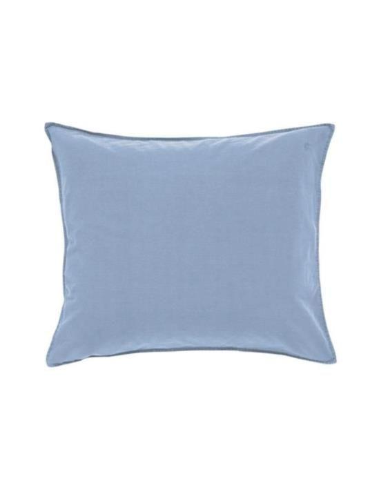 Marc O'Polo Washed tencel Blau Kissenbezug 40 x 80 cm