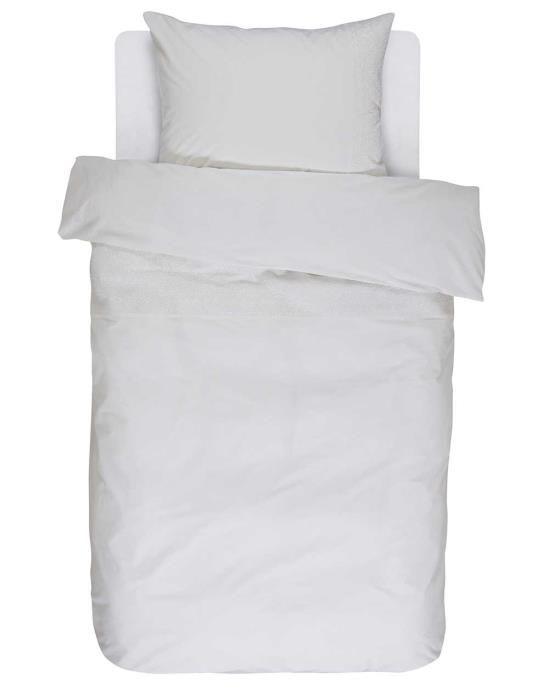 ESSENZA Yasmin Weiß Bettwäsche 155 x 220 cm