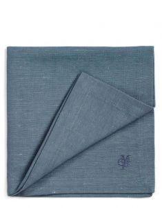 Marc O'Polo Akalla Smoke Blue Serviette 45 x 45 cm