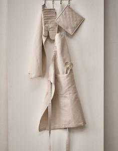 Marc O'Polo Akalla Oatmeal Topflappen 22 x 22 cm