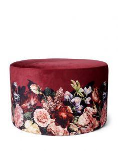ESSENZA Anneclaire Cherry Samthocker 40 x 40 x 43 cm