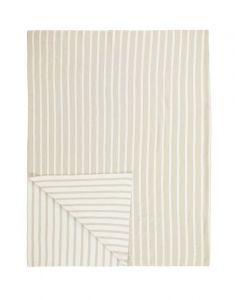 Marc O'Polo Arre Sand Plaid 130 x 170 cm