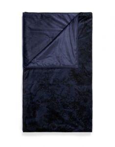 ESSENZA Aurelie Nightblue Tagesdecke 220 x 265 cm