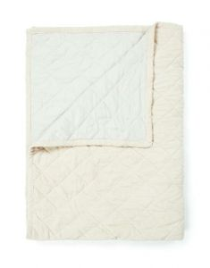 ESSENZA Billie Meringue Plaid 150 x 200 cm