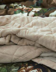 ESSENZA Billie Meringue Tagesdecke 220 x 265 cm