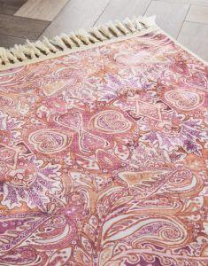 ESSENZA Boheme Rhabarber Teppich 180 x 240 cm