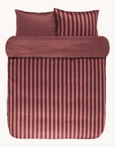 Marc O'Polo Classic Stripe Warm Earth Bettwäsche 200 x 220 cm