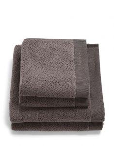 ESSENZA Connect Organic Breeze Stone Grey Handtuch Set 50 x 100 cm + 70 x 140 cm set