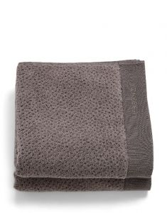 ESSENZA Connect Organic Breeze Stone Grey Handtuch Set 50 x 100 cm set