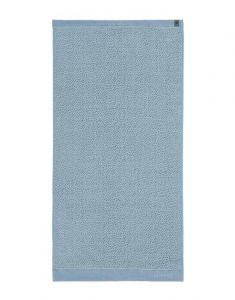 ESSENZA Connect Organic Breeze Blau Handtuch 70 x 140 cm