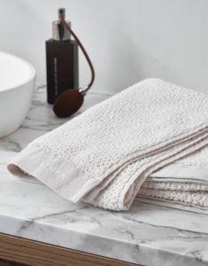 ESSENZA Connect Organic Breeze Towel Set Weiß