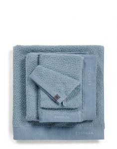 ESSENZA Connect Organic Breeze Handtuch Set Blau