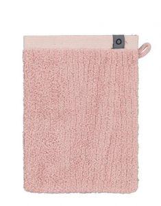 ESSENZA Connect Organic Lines Rose Waschhandschuhe 16 x 22 cm