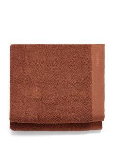 ESSENZA Connect Organic Uni Warm Braun Handtuch Set 70 x 140 cm  set