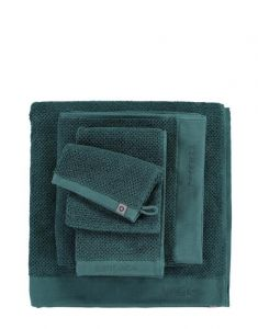 ESSENZA Connect Organic Uni Handtuch Set Grün