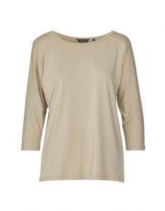 ESSENZA Donna Uni Soft Green Top ¾ Arm M