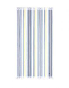 Marc O'Polo Eno Blau Hammamtuch 100 x 180 cm