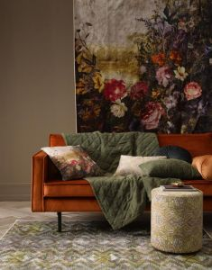ESSENZA Fabienne Olive Teppich 180 x 240 cm