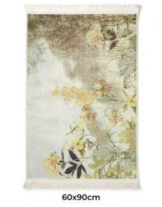 ESSENZA Felicia Loden Green Teppich 60 x 90 cm