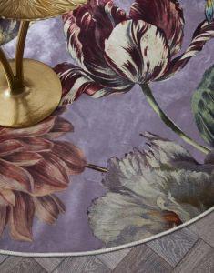 ESSENZA Filou Finest Lila Teppich 90 cm