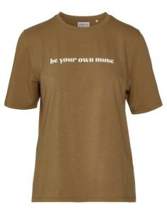 Covers & Co Fiona Uni Gold T-Shirt M