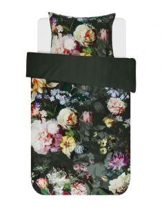 ESSENZA Fleur Grün Bettwäsche 135 x 200 cm