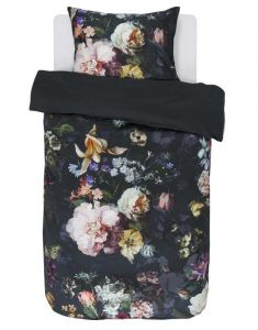ESSENZA Fleur Nightblue Bettwäsche 135 x 200 cm