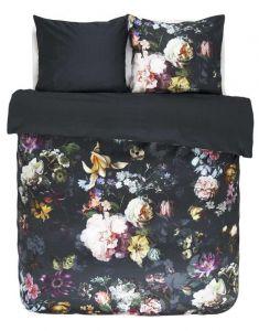 ESSENZA Fleur Nightblue Bettwäsche 200 x 200 cm
