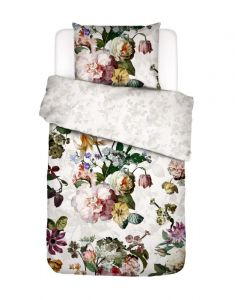 ESSENZA Fleur Weiß Bettwäsche 155 x 220 cm