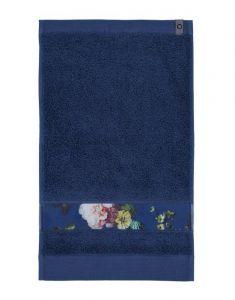 ESSENZA Fleur Blau Gästetuch 30 x 50 cm